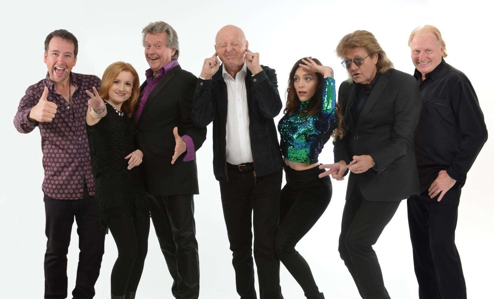Jasper Carrott 's Stand Up and Rock