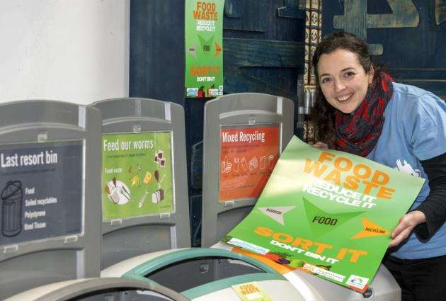 Suzannah Wansell, food business co-ordinator, with Cambridge Sustainable Food. Picture: Keith Heppell