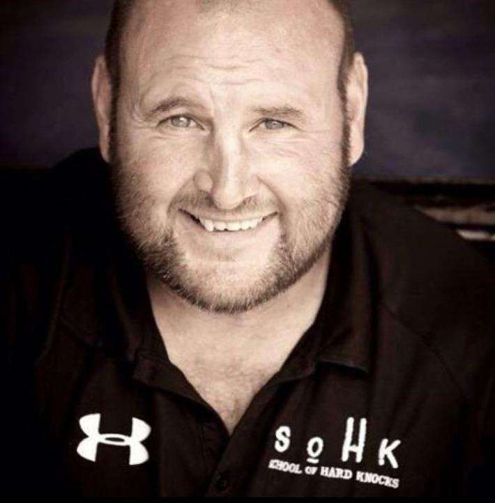 New Shelford head coach Paul Allen. (7120530)