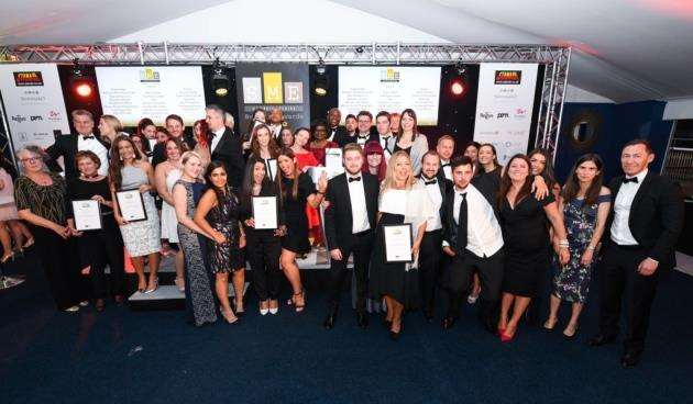 The winners of the SME Cambridgeshire Business Awards 2018