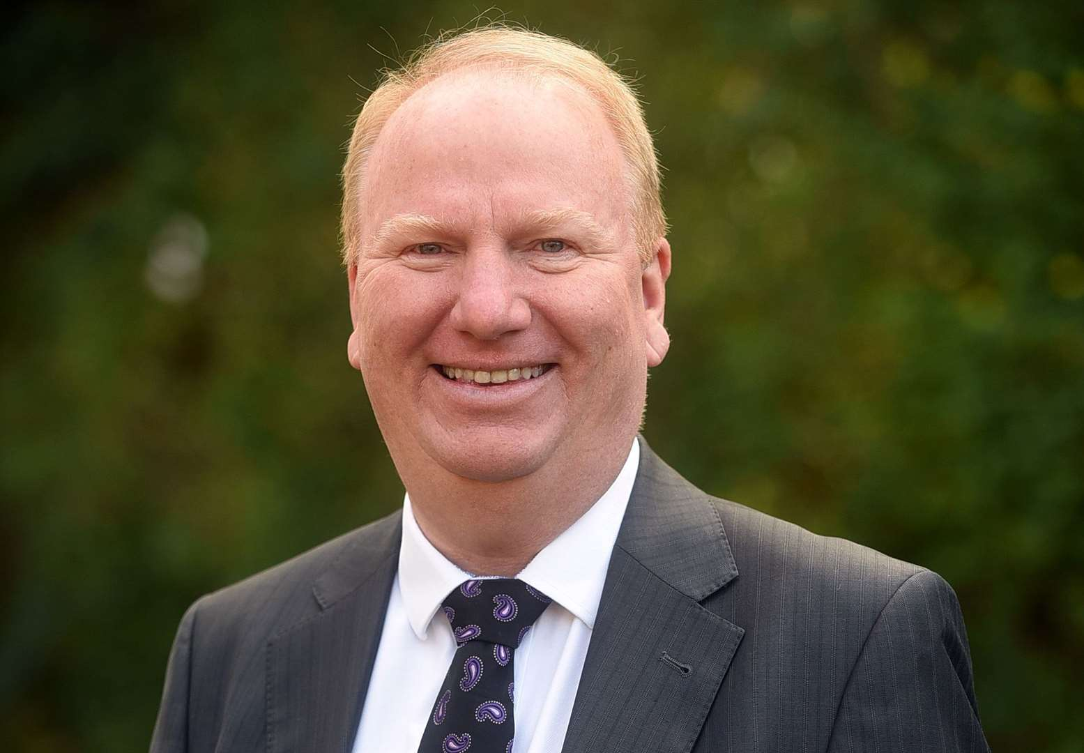 Cambridgeshire County Council leader and Conservative group leader Steve Count (27178603)