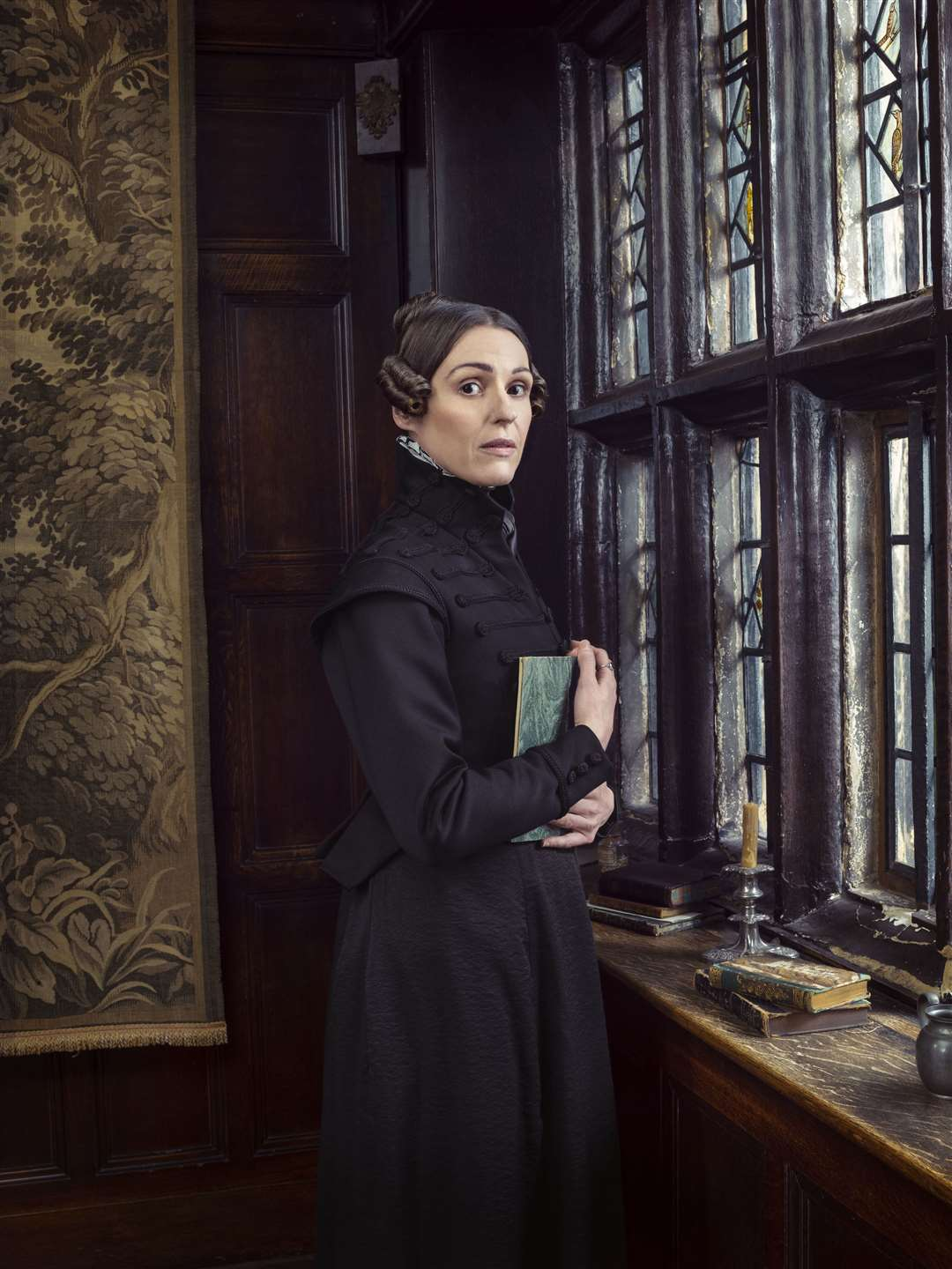 Anne Lister, played by Suranne Jones in BBC One's Gentleman Jack - (C) Lookout Point/HBO - Photographer: Jay Brooks