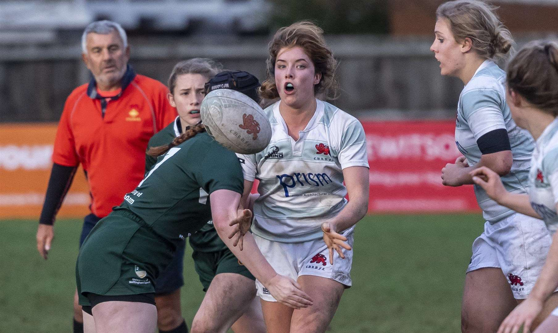 Cambridge University women v Nottingham, Cambridge University Rugby Union Football Club, Fiona Shuttleworth . Picture: Keith Heppell (5693154)