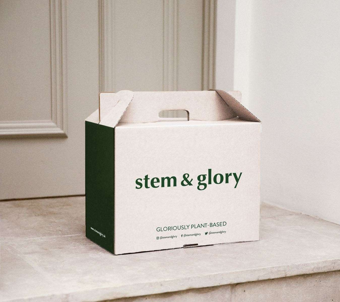 Stem & Glory's concept designs, following a rebrand by Afroditi Krassa(39313322)