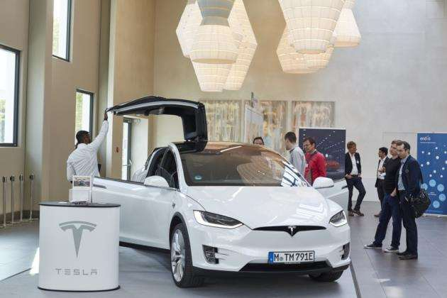 Tesla: New and improved battery technology welcome. Picture: tobias:tanzyna