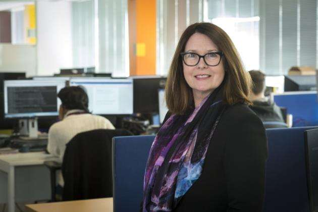 Featurespace CEO Martina King says we need to do more to improve the number of women in leadership roles. Picture: Keith Heppell