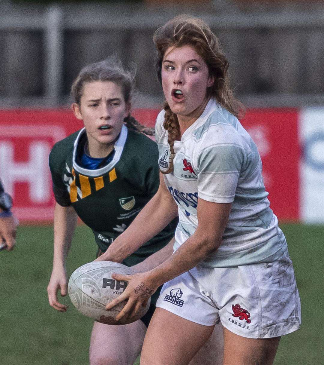 Cambridge University women v Nottingham, Cambridge University Rugby Union Football Club, Fiona Shuttleworth . Picture: Keith Heppell (5693149)