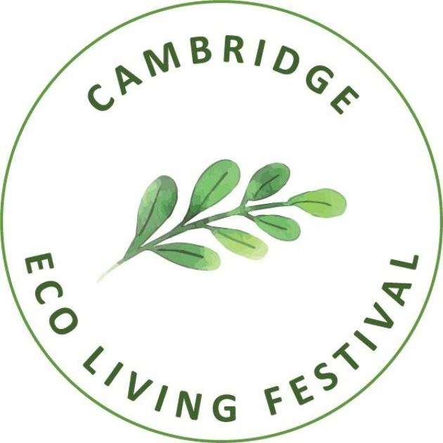 The Cambridge Eco Living Festival logo