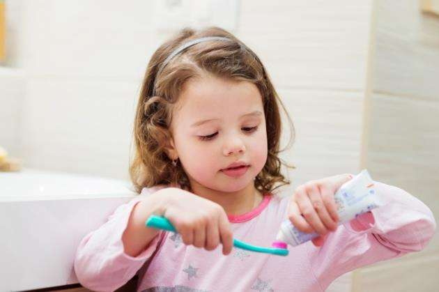 Childrens toothpastes have in the past contained microplastics