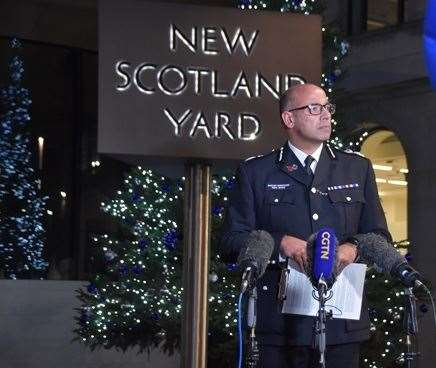 The Met Police's Assistant Commissioner Neil Basu (22996338)